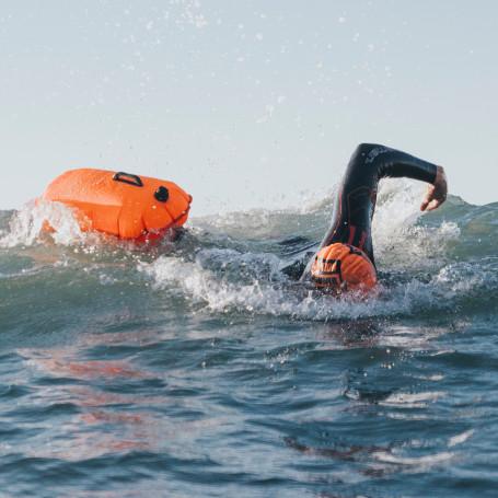 Boya Drybag BuddySwim CSW 28lt, Naranja