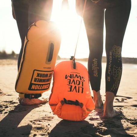 Drybag BuddySwim LLS 20lt Buoy, Orange