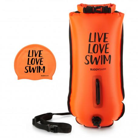 Drybag BuddySwim LLS 28lt Buoy , Orange