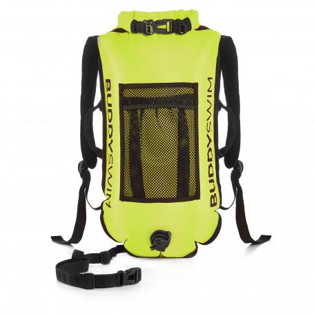 Boya Drybag BuddySwim Backpack, Yellow